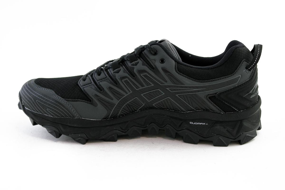 Asics Gel FujiTrabuco 7 G-TX Black Men Trail GTX Running Shoes 1011A209-001